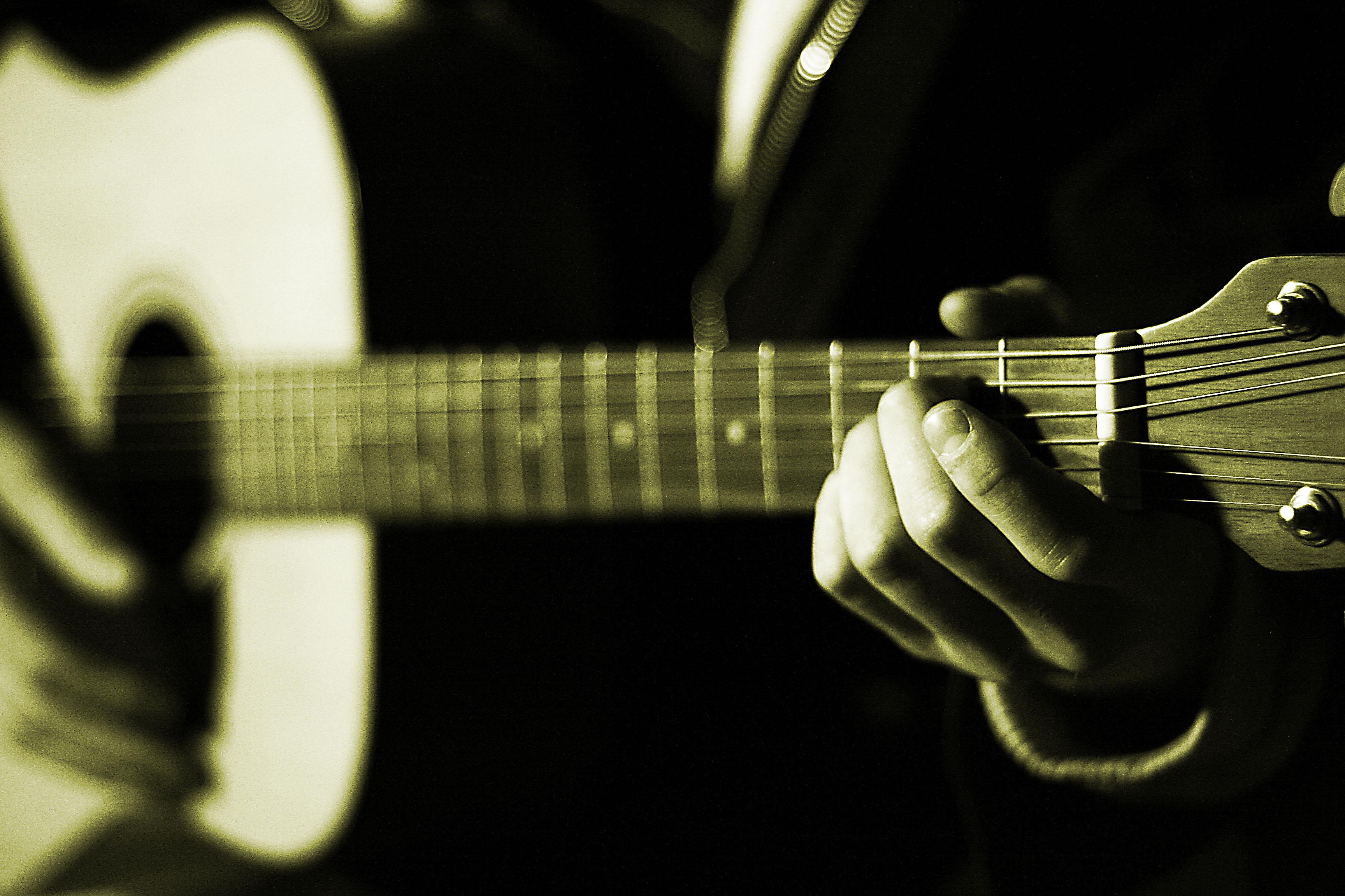 Chapter 1 Guitar Chord Matrix